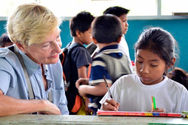Praktikum als Lehrerin in Ecuador