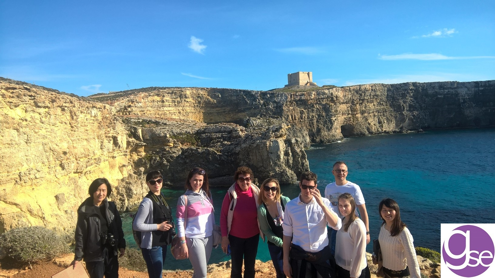 gse-malta-social-programme-gozo-comino-full-day-group-photo-on-comino