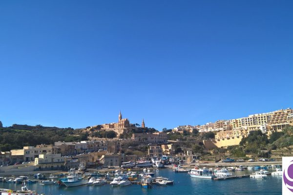 gse-malta-social-programme-gozo-comino-full-day-trip-arrival-at-mgarr-harbour