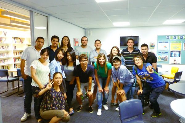 Langports international students II