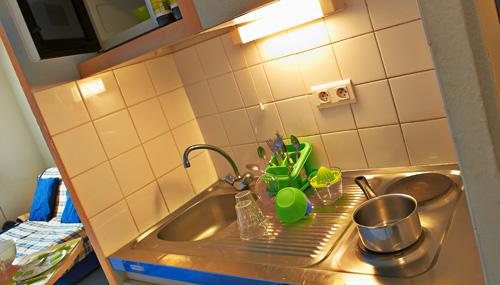 Student Residence Küche