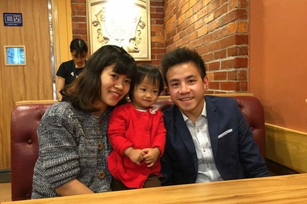 Gastfamilie in Hanoi mit Sprachschüler
