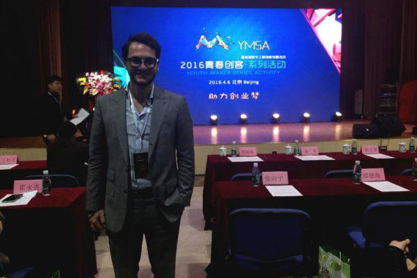 Business Development Intern Praktikum China