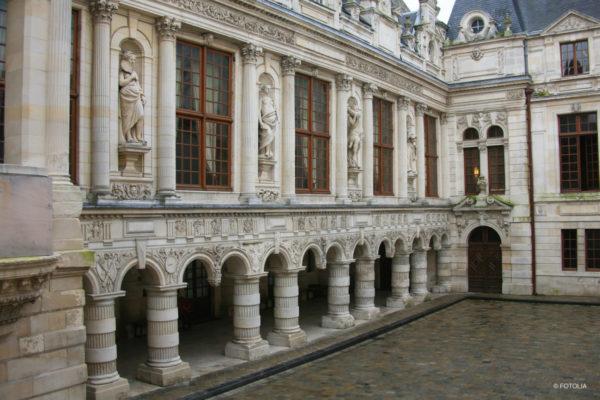 Francia,La Rochelle, il municipio.