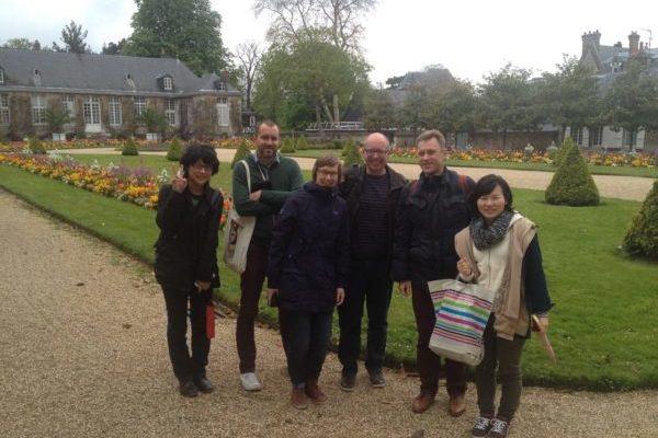 Ausflug auf der Sprachreise Rouen mit Besuch eines Schlosses