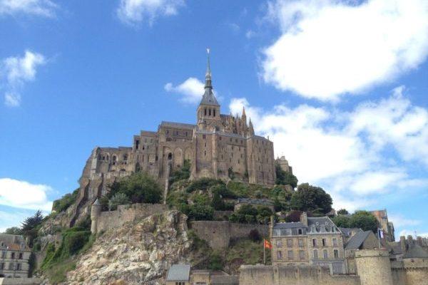 Schönes Foto Mont St Michel