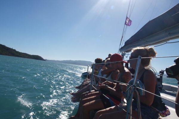 Langports Excursion sea