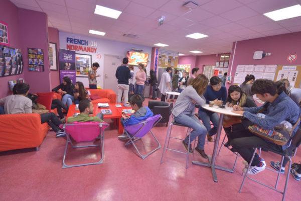 Sprachschule Rouen