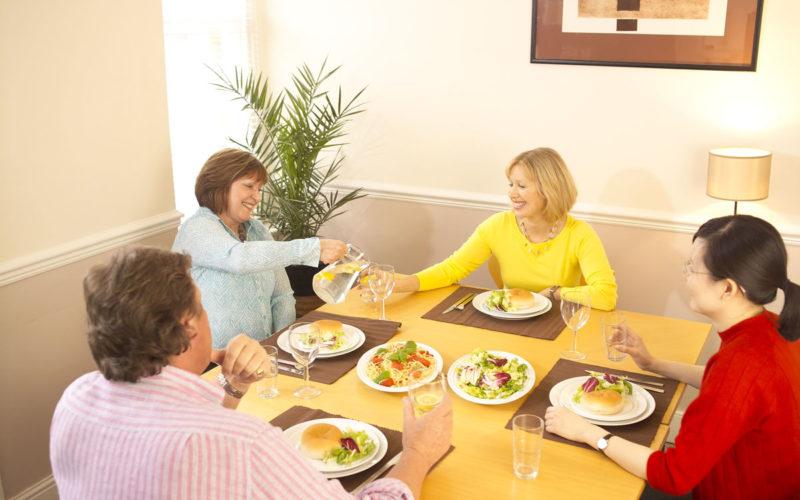 Gastfamilie Scarborough