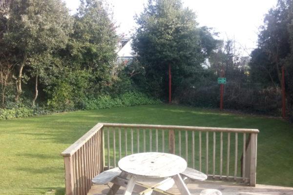 Torquay Sprachschule Garten