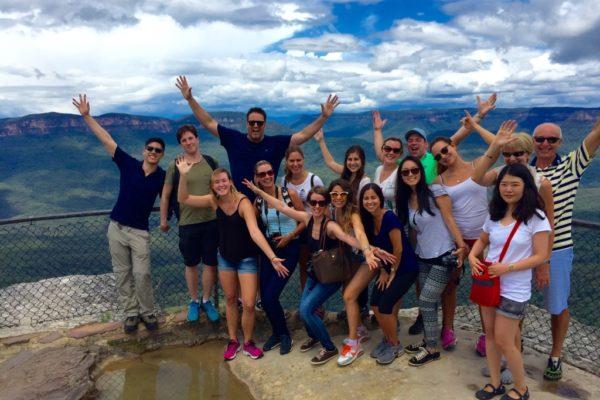 Langports Excursion mountains