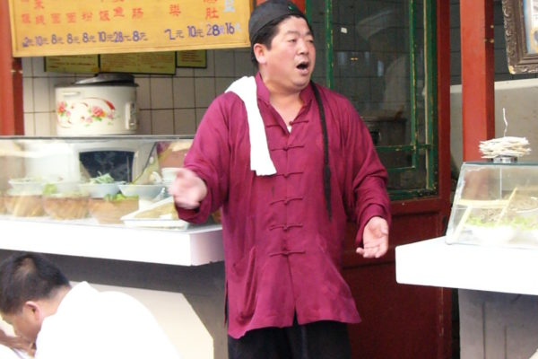 Edu-Seasons Praktikum China - Sänger