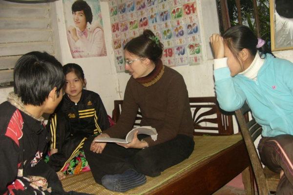 Englischunterricht Gastfamilie