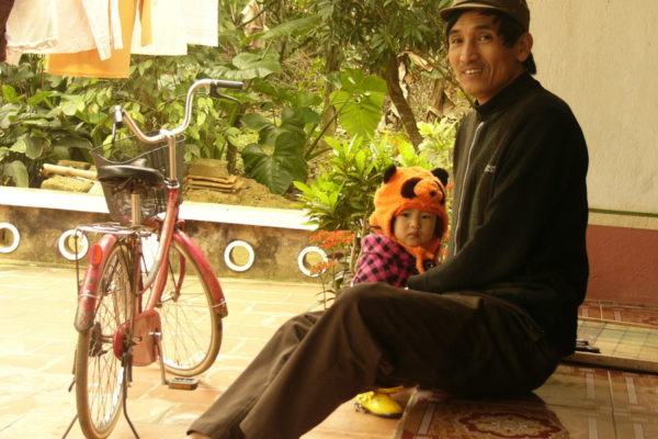 Gastfamilie Vietnam
