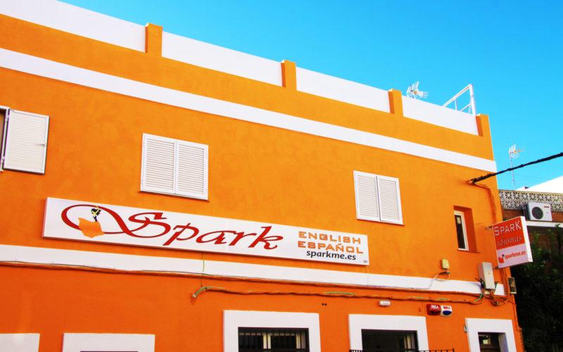 Gebäude Sprachschule El Puerto