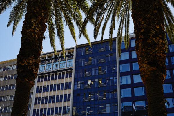 Gebäude Sprachschule