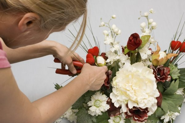Flower Arrangement Kurs