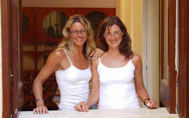 Frauen in der Residenz Sprachreise 30 plus Sizilien