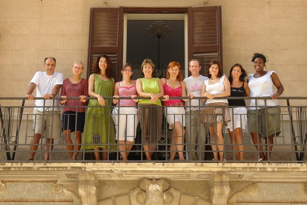 Sprachschüler Sizilien