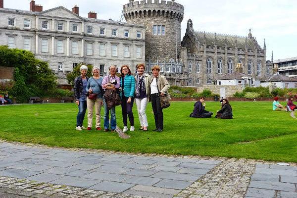 50-Plus-Sprachreise-Englisch-Irland-Schlossbesuch