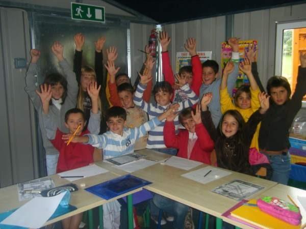 Spass beim Englisch lernen Kinder in Irland