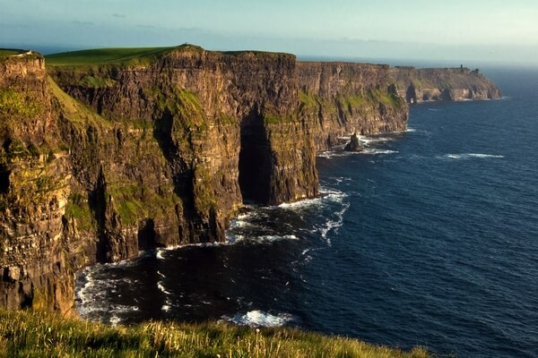Irland Küste Klippen