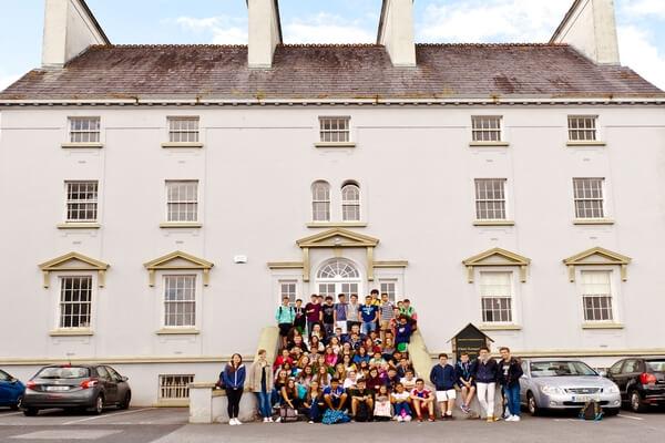 Teilnehmer vom Sprachkurs Englisch in Ennis