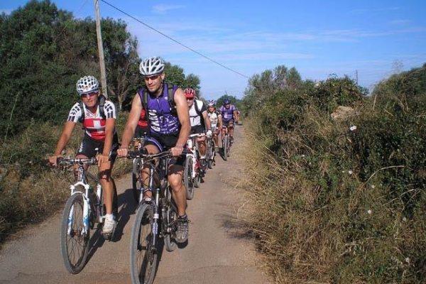 Fahrradtour Sprachreise Menorca