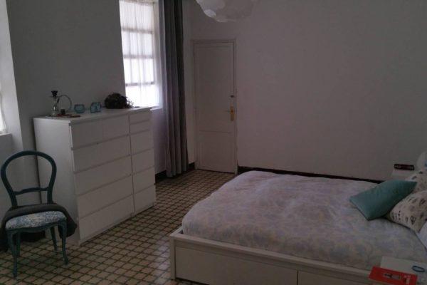 Sprachreise Menorca Appartement Schlafzimmer