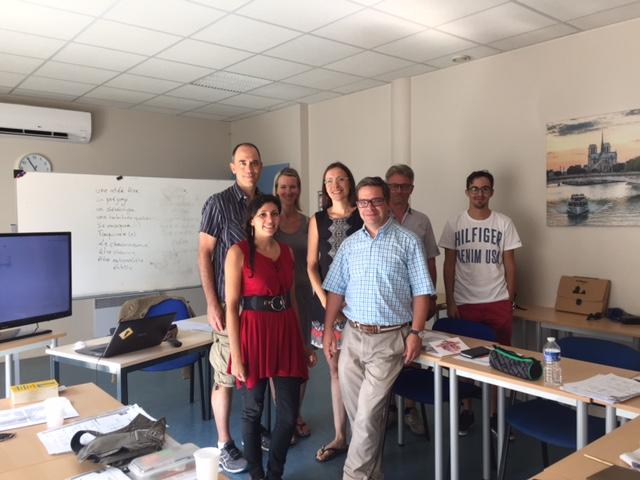 Sprachreisen Frankreich 30 plus Kursteilnehmer Sprachkurs La Rochelle