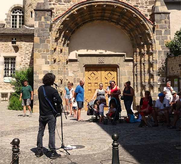 Edu-Seasons Sprachreise Auvergne mit Kulturprogramm
