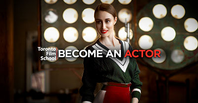 Schauspielschule Toronto Acting Student