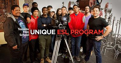 Schauspielschule Toronto ESL Program