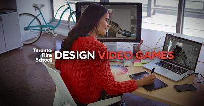 Schauspielschule Toronto Video Game Designer