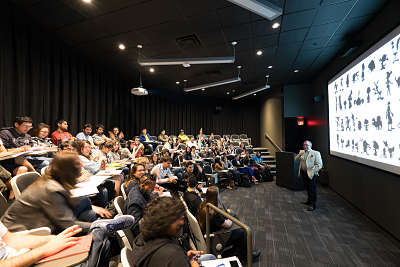 Schauspielschule Vancouver Film School Vorlesung Fach Animation