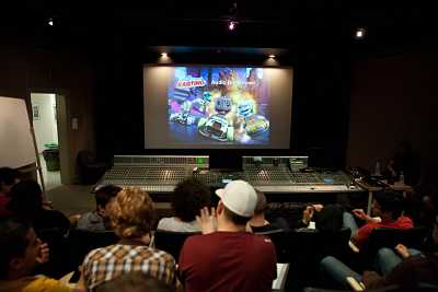 Schauspielschule Vancouver Film School Game Design Vorlesung