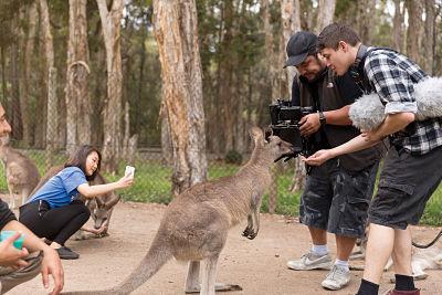 NYFAA Schauspielschule Australien Wildlife Filming